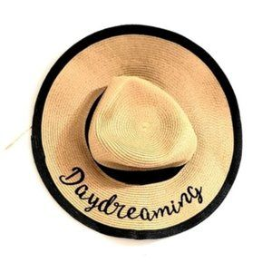 Accessories - Daydreaming Classic Textured Straw Sun Hat